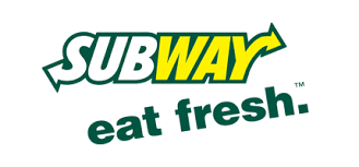 subway catering menu logo
